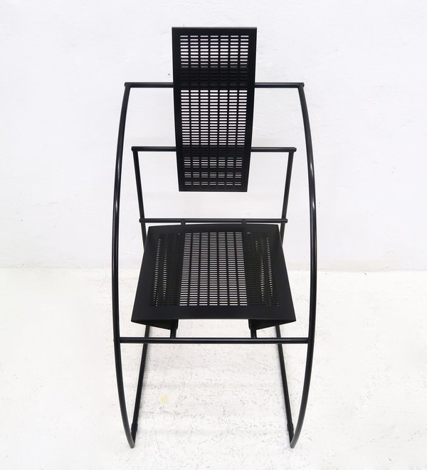 Mario Botta Chair, 1980s