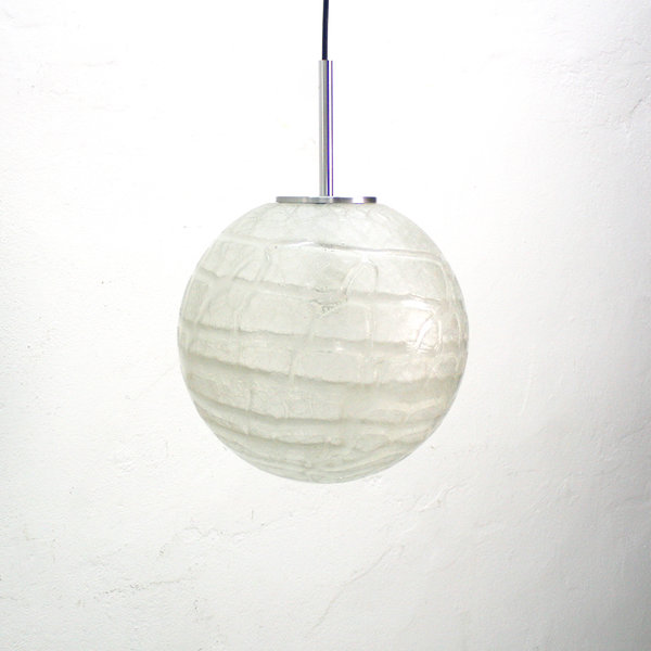 Marbled Sphere Lamp, 1970s