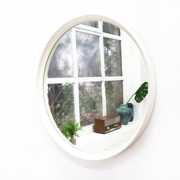 Round Wall Mirror, 1960s