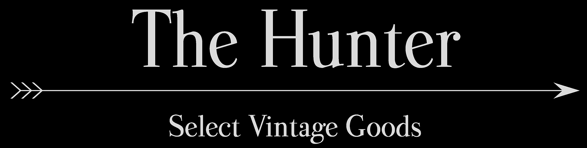 The Hunter - Select Vintage Goods